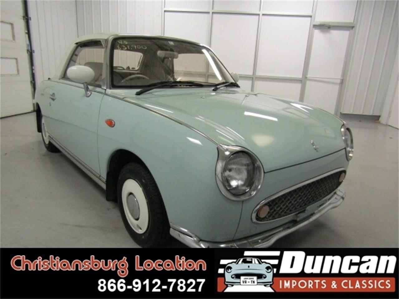 1991 Nissan Figaro (CC-1056453) for sale in Christiansburg, Virginia