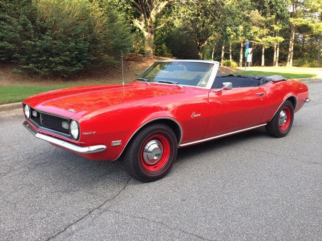 1968 Chevrolet Camaro (CC-1056586) for sale in Duluth, Georgia
