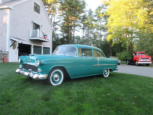 1955 Chevrolet 210 (CC-1056597) for sale in Assonet, Massachusetts