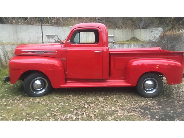 1948 Mercury Pickup (CC-1056652) for sale in Calgary, Alberta