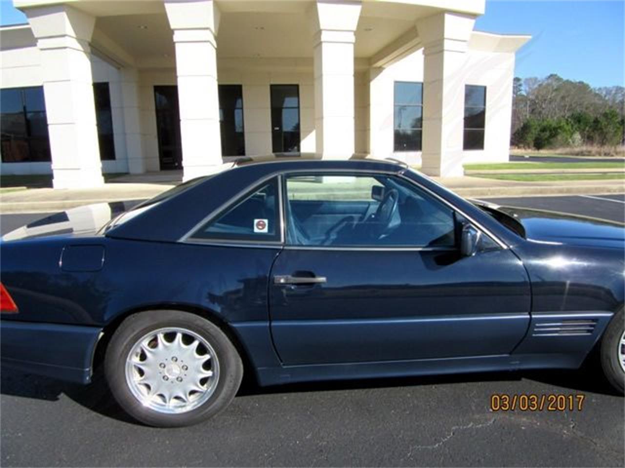 1991 Mercedes-Benz SL500 (CC-1056985) for sale in Arlington, Texas