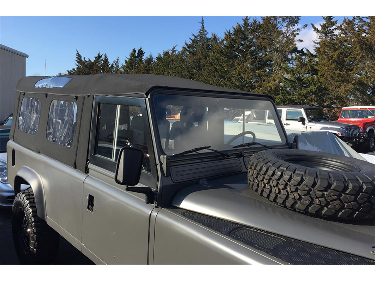 1986 Land Rover Defender (CC-1057195) for sale in Southampton, New York