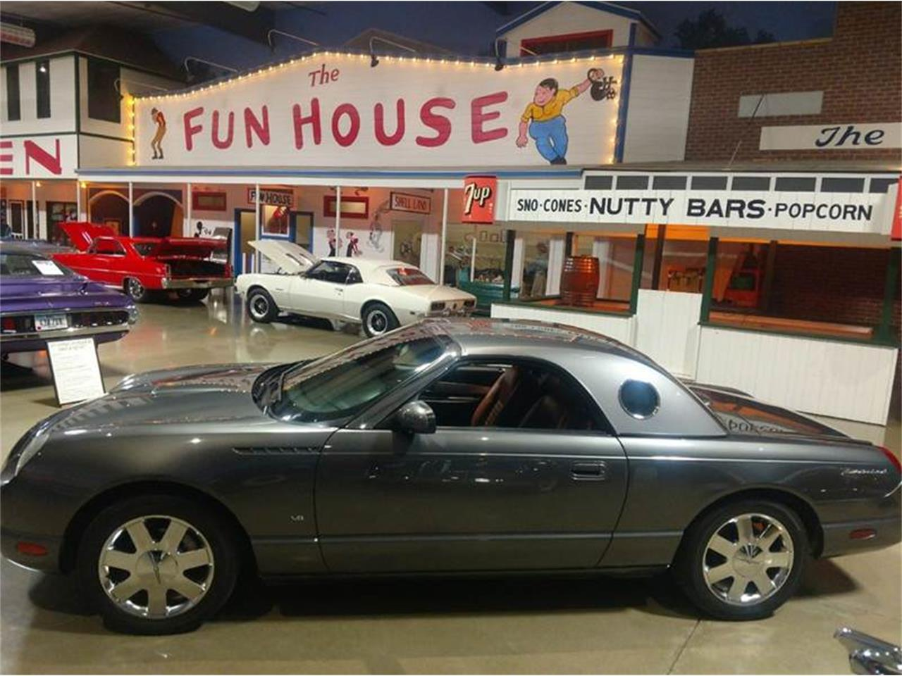 2003 Ford Thunderbird (CC-1057412) for sale in West Okoboji, Iowa