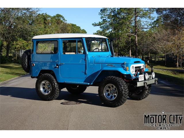 1966 Toyota Land Cruiser FJ (CC-1057442) for sale in Vero Beach, Florida