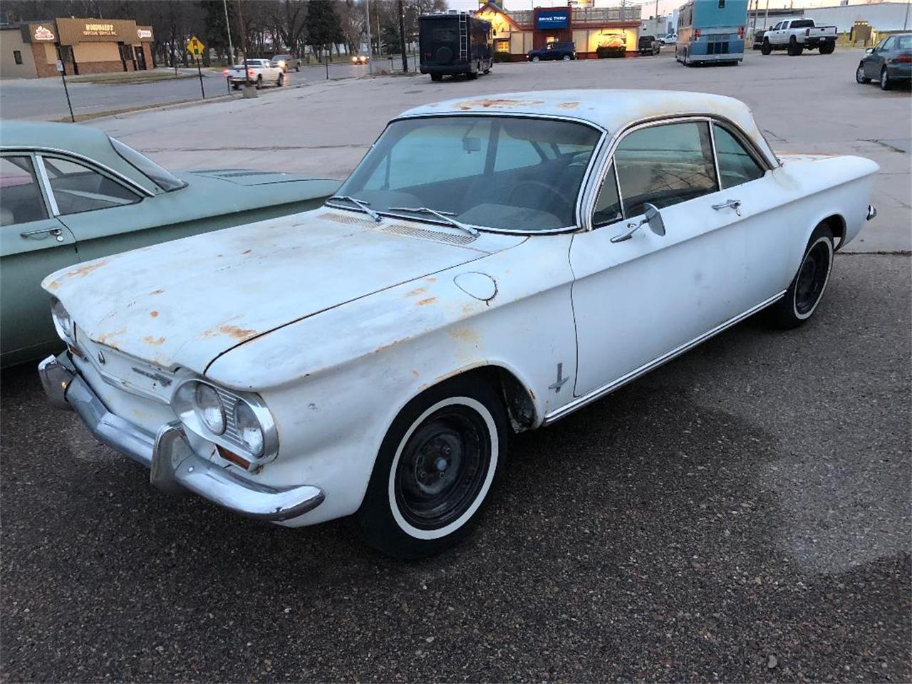 1963 Chevrolet Corvair Monza (CC-1057630) for sale in Hastings, Nebraska