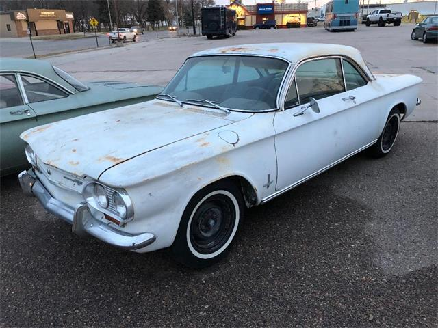 1963 Chevrolet Corvair Monza (CC-1057630) for sale in Hastings, Nebraska