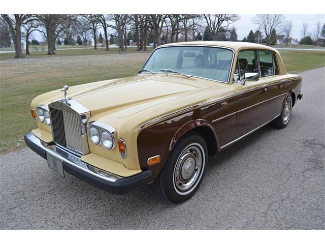 1979 Rolls-Royce Silver Shadow (CC-1057740) for sale in Carey, Illinois