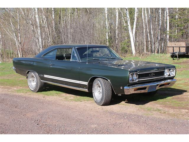 1968 Plymouth GTX (CC-1058240) for sale in Poplar, Wisconsin