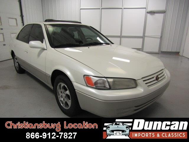1999 Toyota Camry (CC-1058322) for sale in Christiansburg, Virginia
