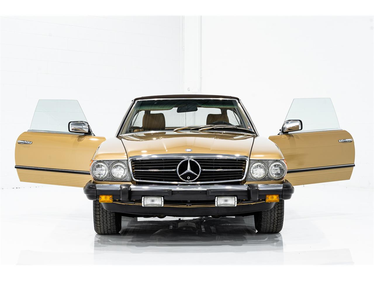 1983 Mercedes-Benz 380SL (CC-1058433) for sale in MONTREAL, Quebec