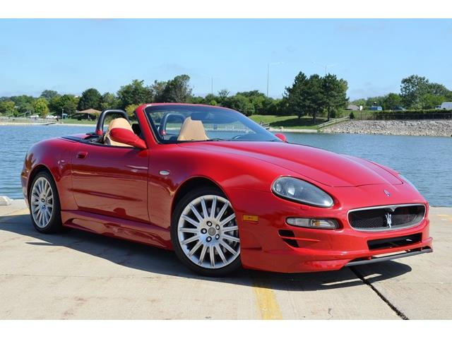 2002 Maserati Spyder (CC-1058475) for sale in Barrington, Illinois
