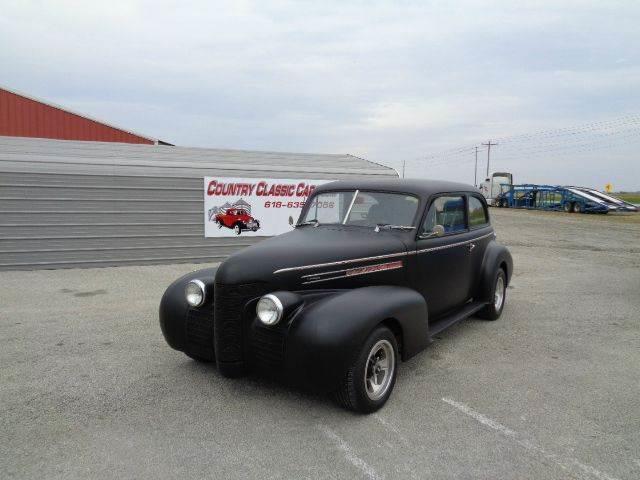 1939 Oldsmobile Street Rod (CC-1058514) for sale in Staunton, Illinois