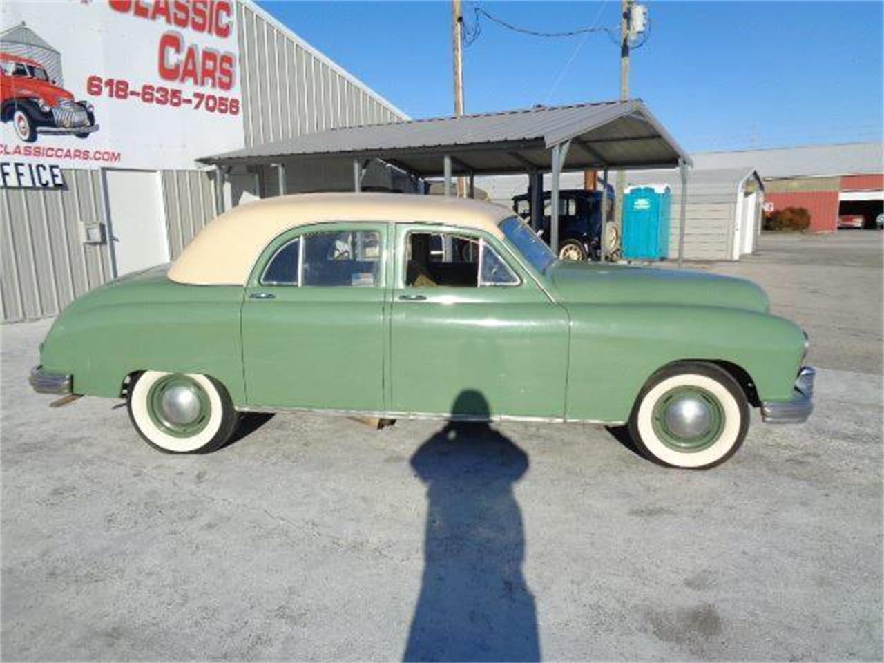 1949 Frazer 4-Dr (CC-1058527) for sale in Staunton, Illinois