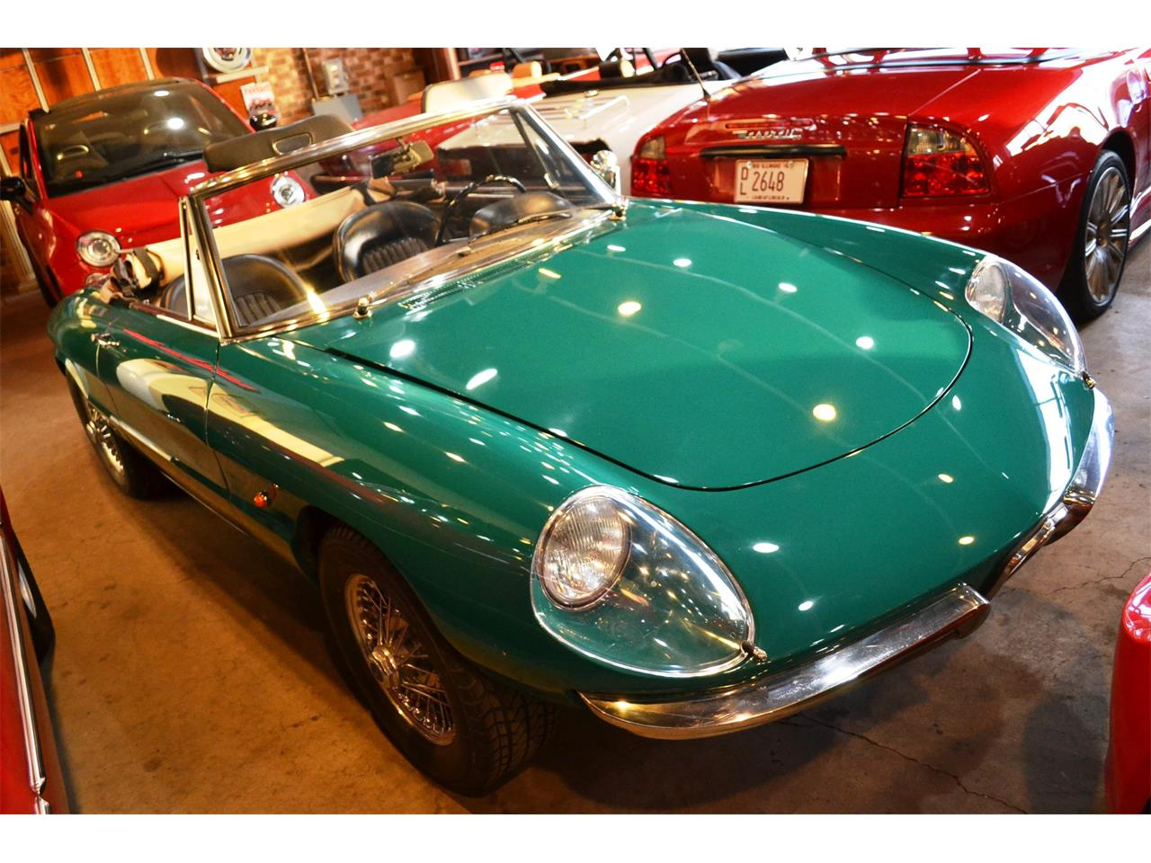 1967 Alfa Romeo Duetto (CC-1058707) for sale in Barrington, Illinois