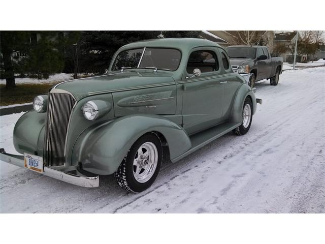 1937 Chevrolet Deluxe Business Coupe (CC-1058719) for sale in Cardwell, Montana