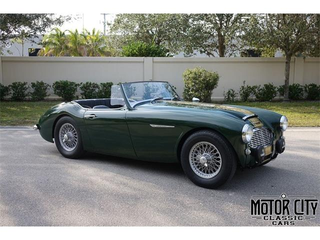 1960 Austin-Healey 3000 (CC-1058862) for sale in Vero Beach, Florida