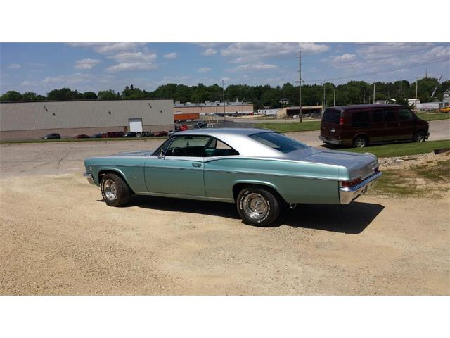 1966 Chevrolet Impala SS (CC-1058924) for sale in Monroe, Wisconsin