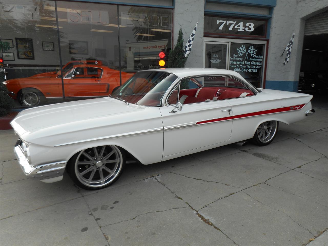 61 Impala For Sale >> 1961 Chevrolet Impala Ss For Sale Classiccars Com Cc 1059186