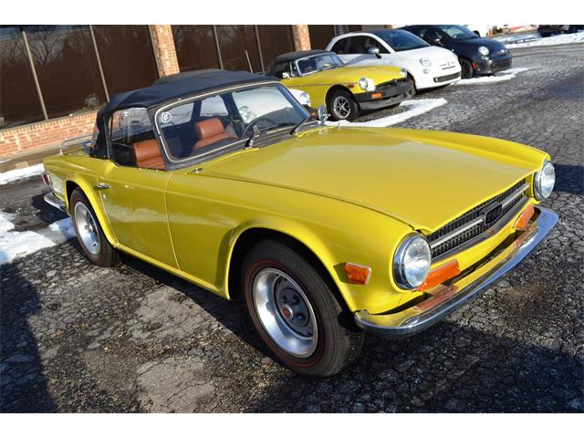 1974 Triumph TR6 (CC-1059196) for sale in Barrington, Illinois
