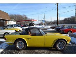 1974 Triumph TR6 (CC-1059196) for sale in Barrington, Illinois