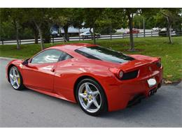 2013 Ferrari 458 (CC-1050926) for sale in San Antonio, Texas
