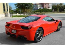 2013 Ferrari 458 (CC-1050929) for sale in San Antonio, Texas