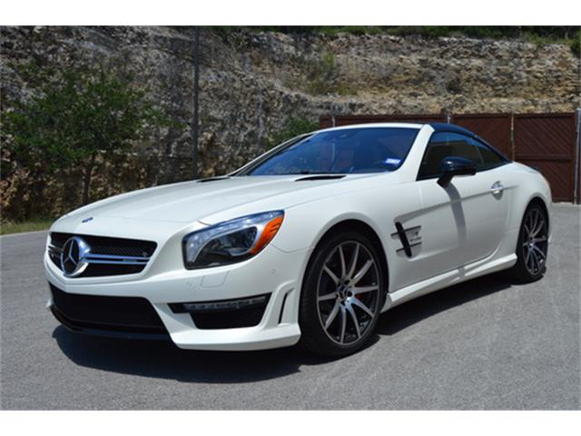 2015 Mercedes-Benz SL-Class (CC-1050931) for sale in San Antonio, Texas