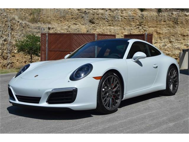 2017 Porsche 911 Turbo S (CC-1050935) for sale in San Antonio, Texas