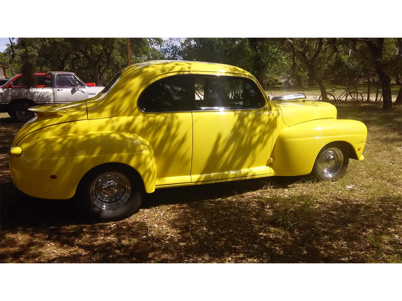 1946 Ford 2-Dr Coupe (CC-1059535) for sale in BOERNE, Texas