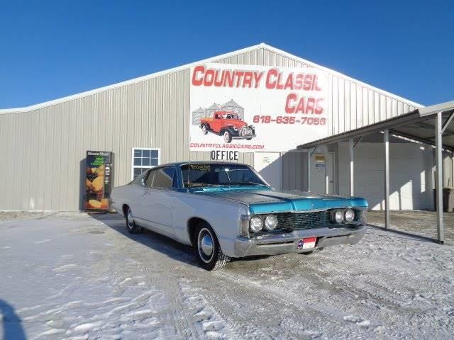 1968 Mercury Monterey (CC-1059578) for sale in Staunton, Illinois