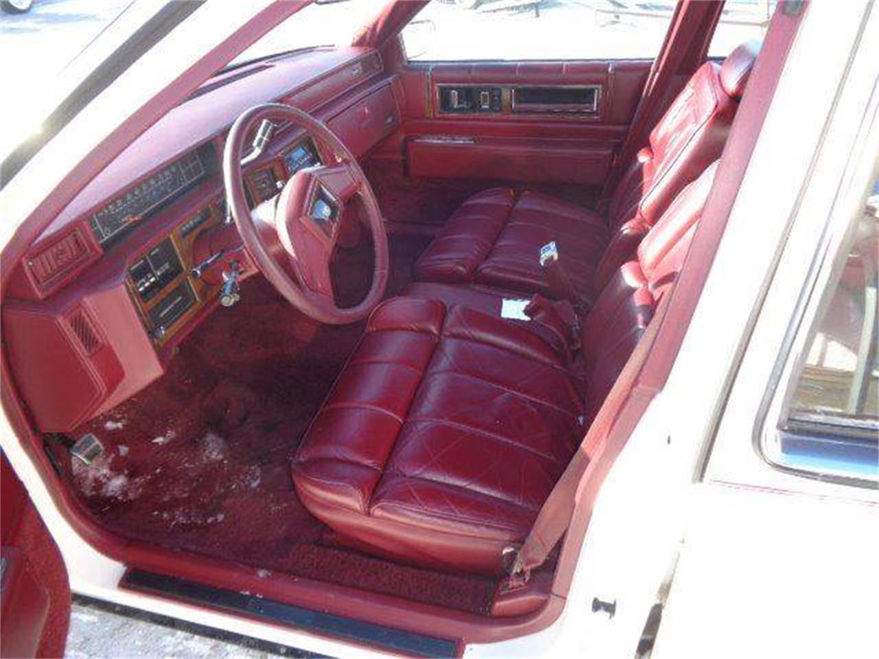1987 Cadillac DeVille (CC-1059579) for sale in Staunton, Illinois
