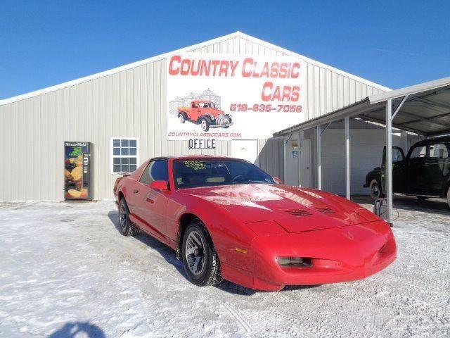 1991 Pontiac Firebird (CC-1059584) for sale in Staunton, Illinois