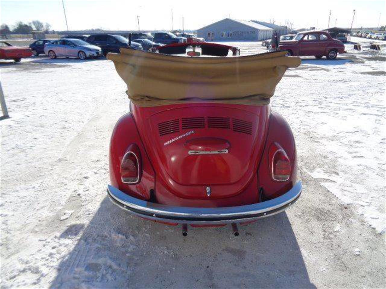 1969 Volkswagen Beetle (CC-1059585) for sale in Staunton, Illinois