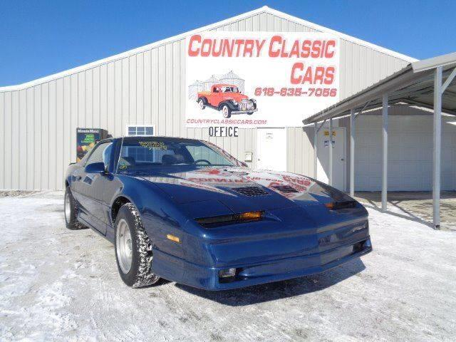 1985 Pontiac Firebird Trans Am (CC-1059586) for sale in Staunton, Illinois