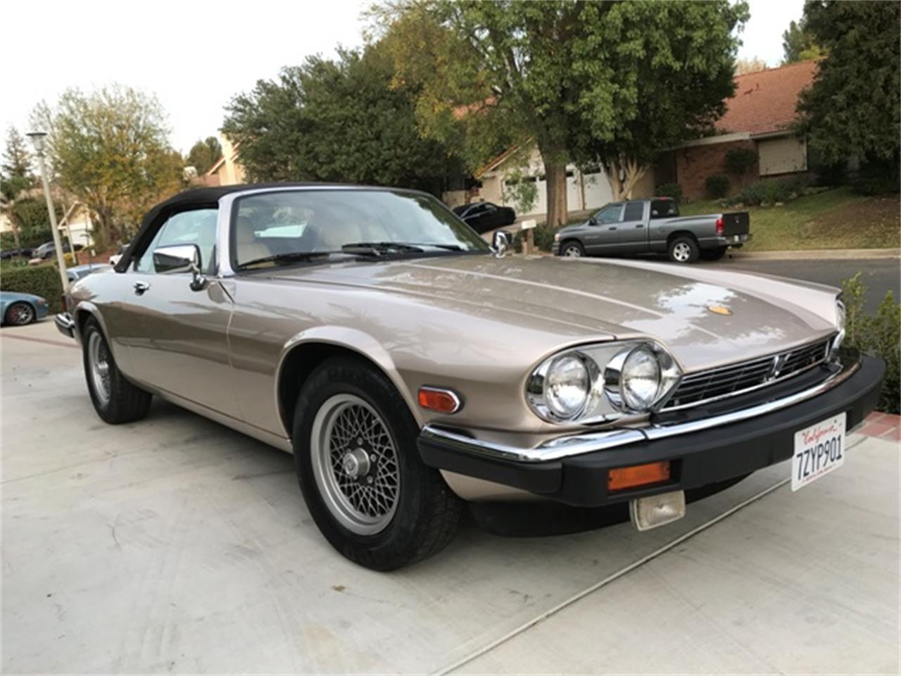 1991 Jaguar XJS for Sale   ClassicCars.com   CC-1059790