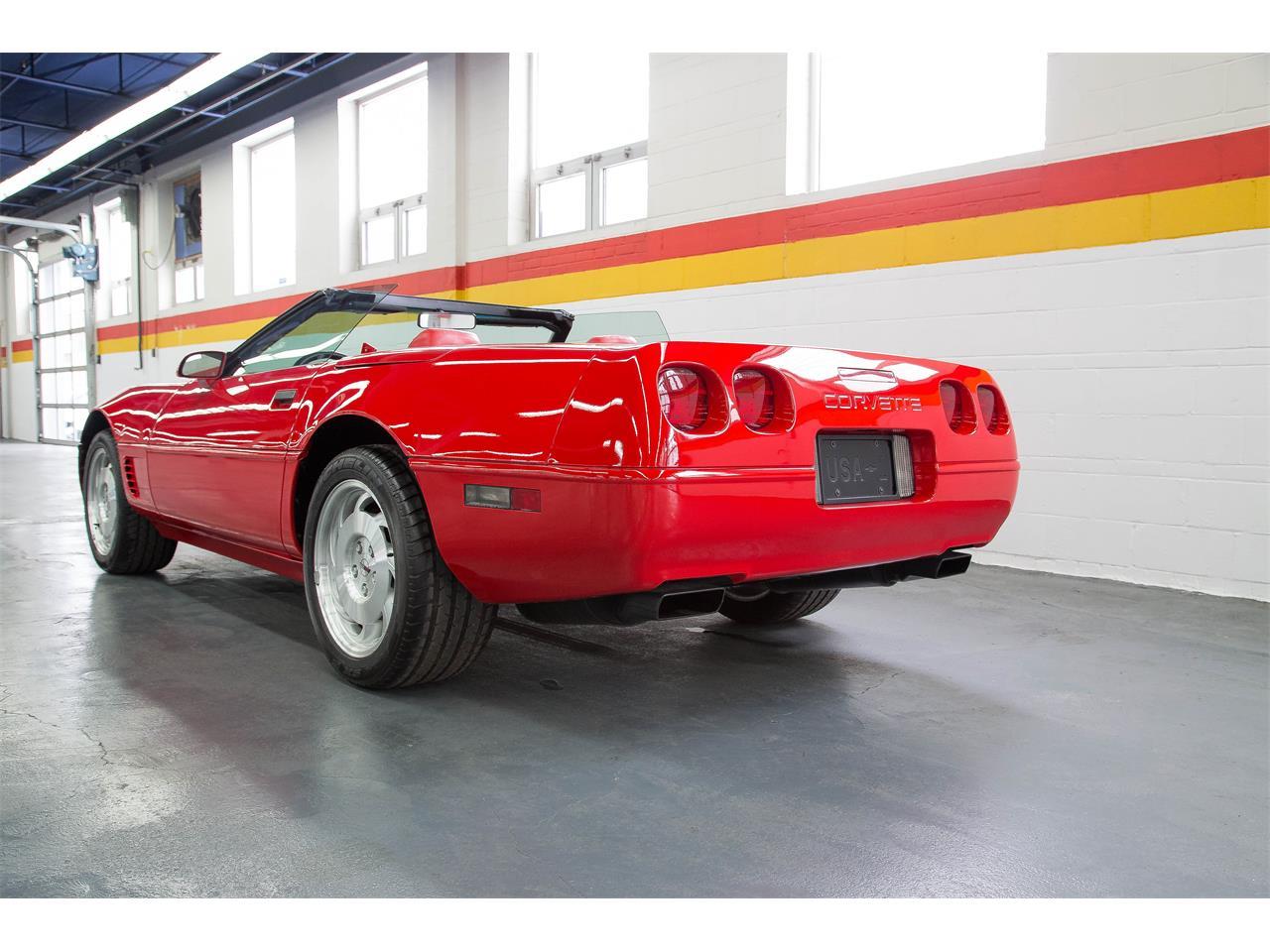 1995 Chevrolet Corvette (CC-1061287) for sale in MONTREAL, Quebec