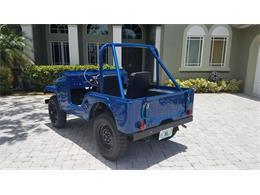 1960 Jeep CJ5 (CC-1061319) for sale in Plantation, Florida