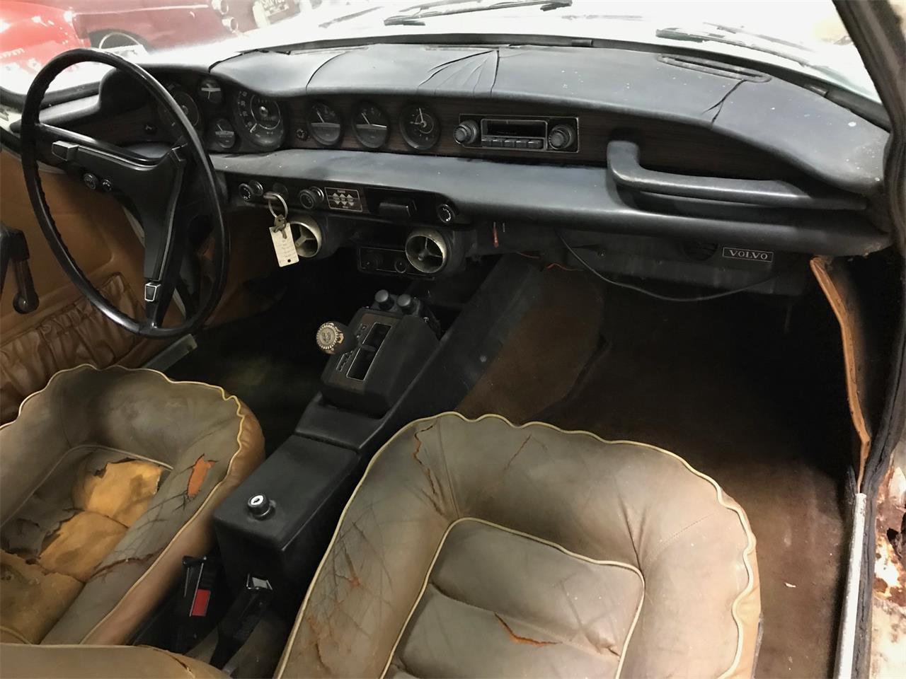 1972 Volvo P1800E (CC-1061500) for sale in Cleveland, Ohio