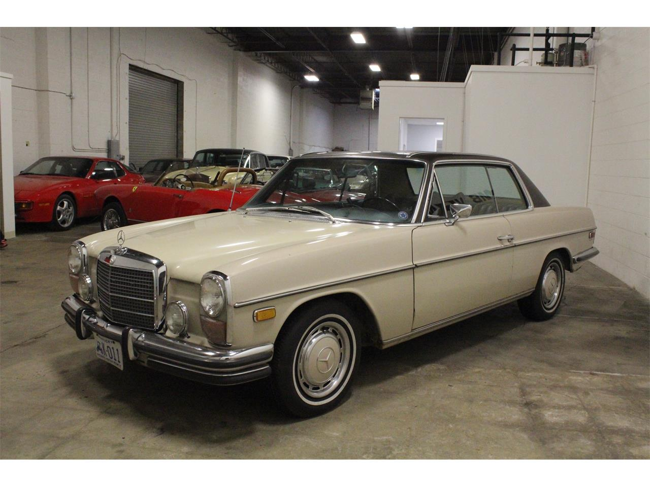 1971 Mercedes-Benz 250C (CC-1061502) for sale in Cleveland, Ohio