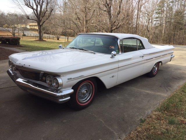 1960 Pontiac Bonneville (CC-1061688) for sale in Milford, Ohio