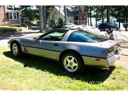 1986 Chevrolet Corvette (CC-1061736) for sale in Orrington, Maine
