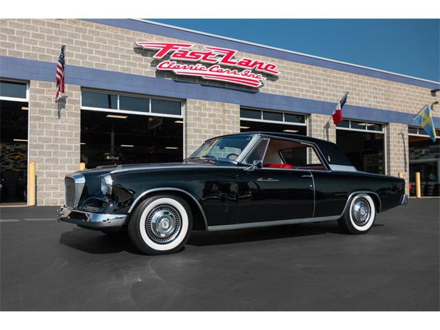 1962 Studebaker Gran Turismo (CC-1061835) for sale in St. Charles, Missouri
