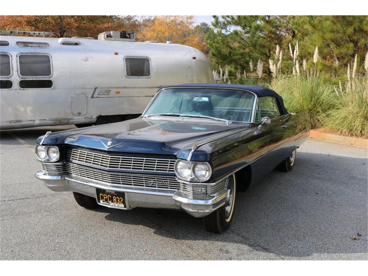 1964 Cadillac DeVille for Sale | ClassicCars.com | CC-1060190
