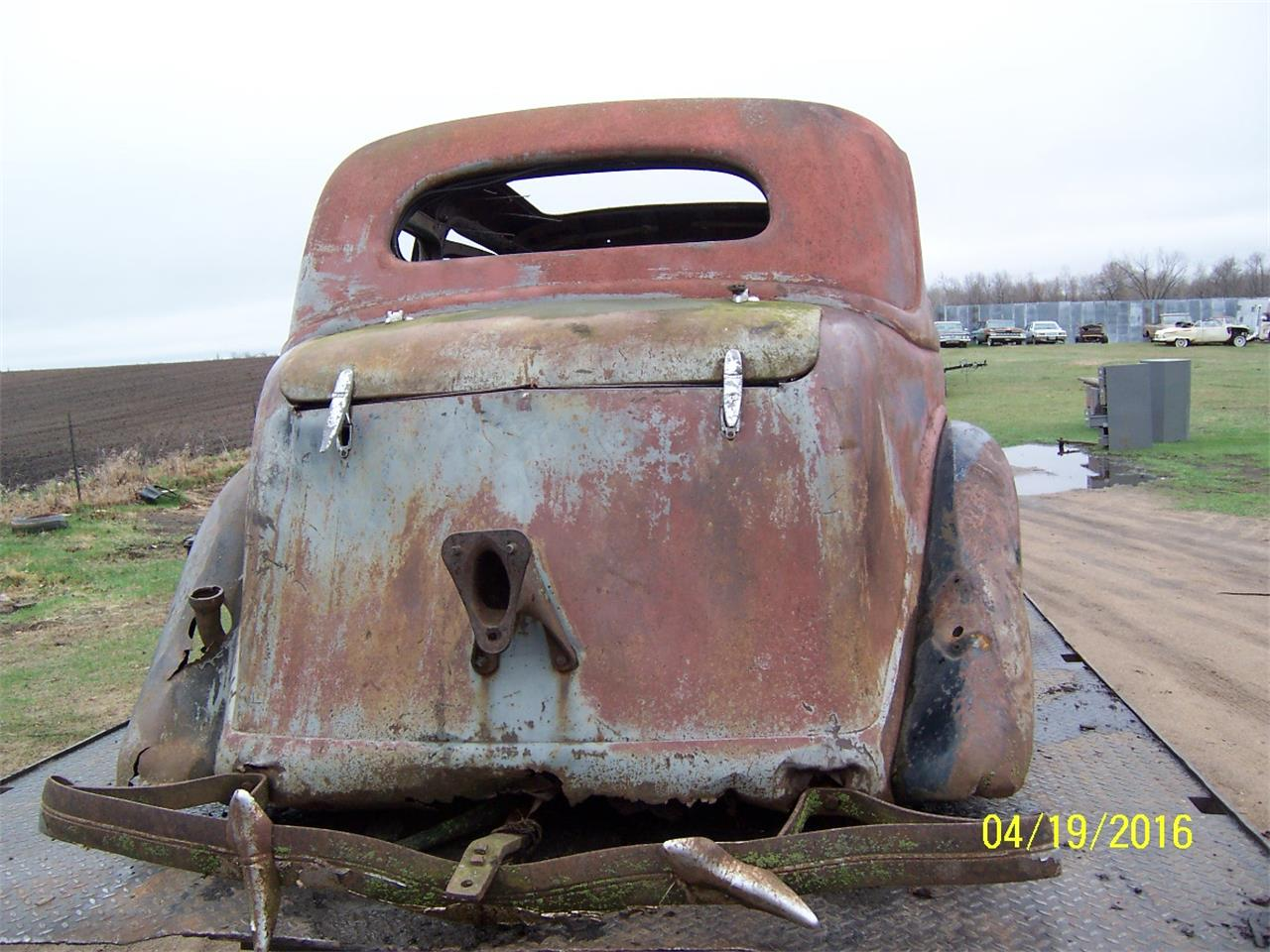 1935 Ford Tudor (CC-1061964) for sale in Parkers Prairie, Minnesota