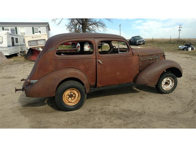 1936 Pontiac 2-Dr Sedan (CC-1061966) for sale in Parkers Prairie, Minnesota
