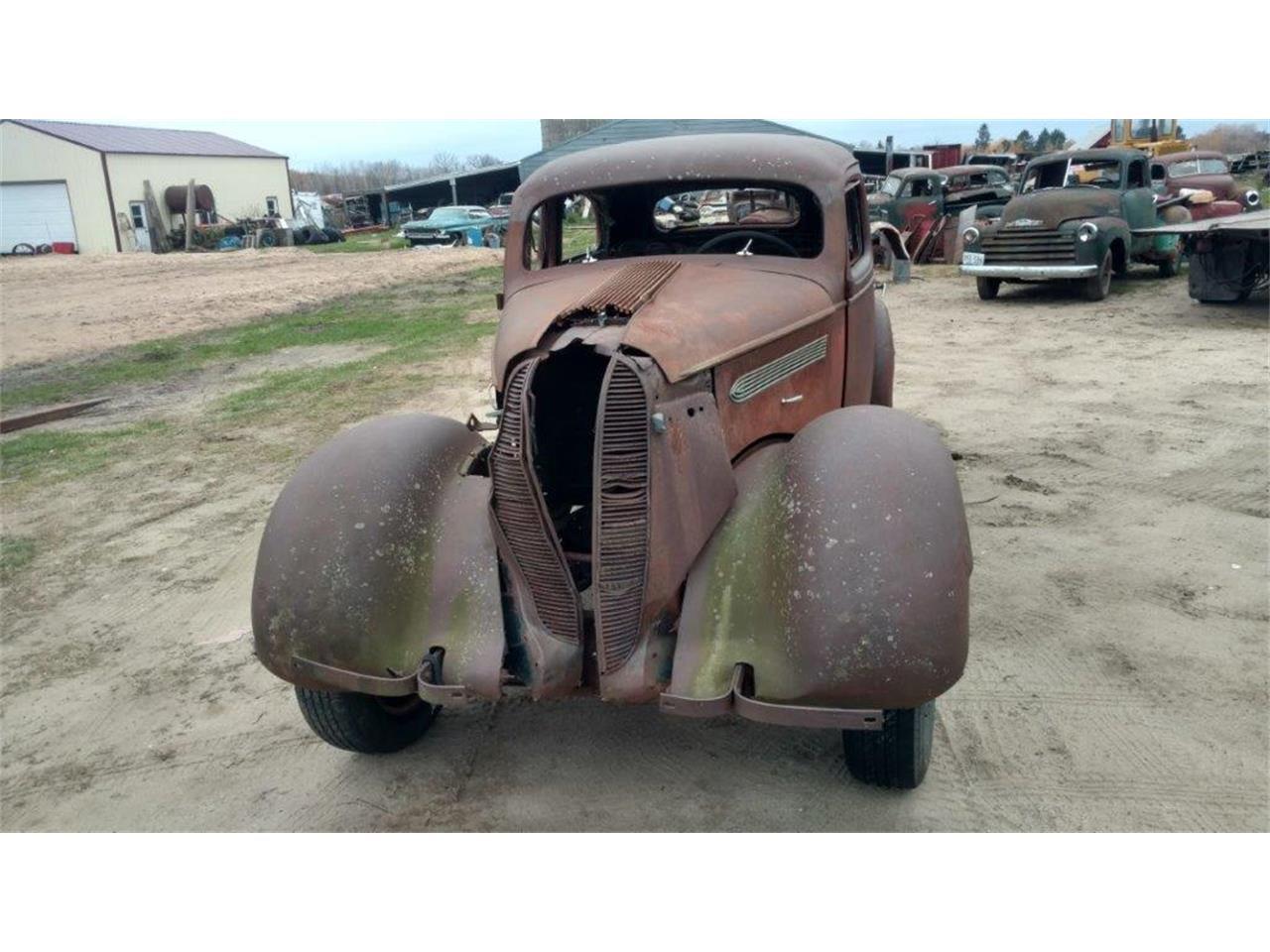 1936 Pontiac 2-Dr Sedan (CC-1061966) for sale in Parkers Prairie, Minnesota
