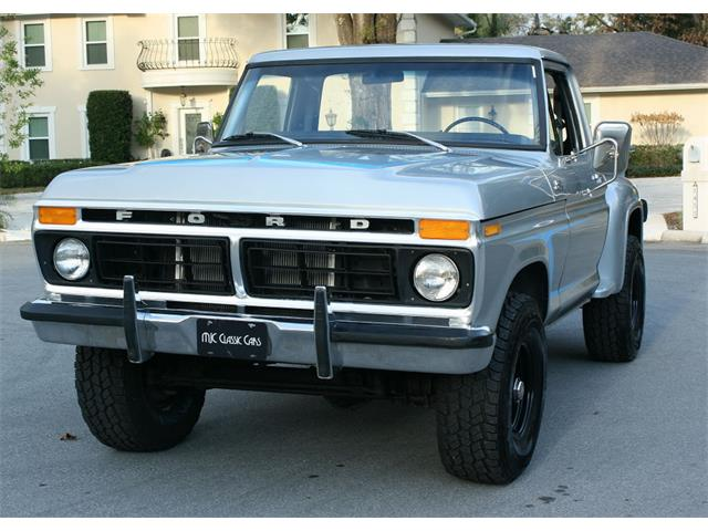 1977 Ford F150 (CC-1062219) for sale in lakeland, Florida