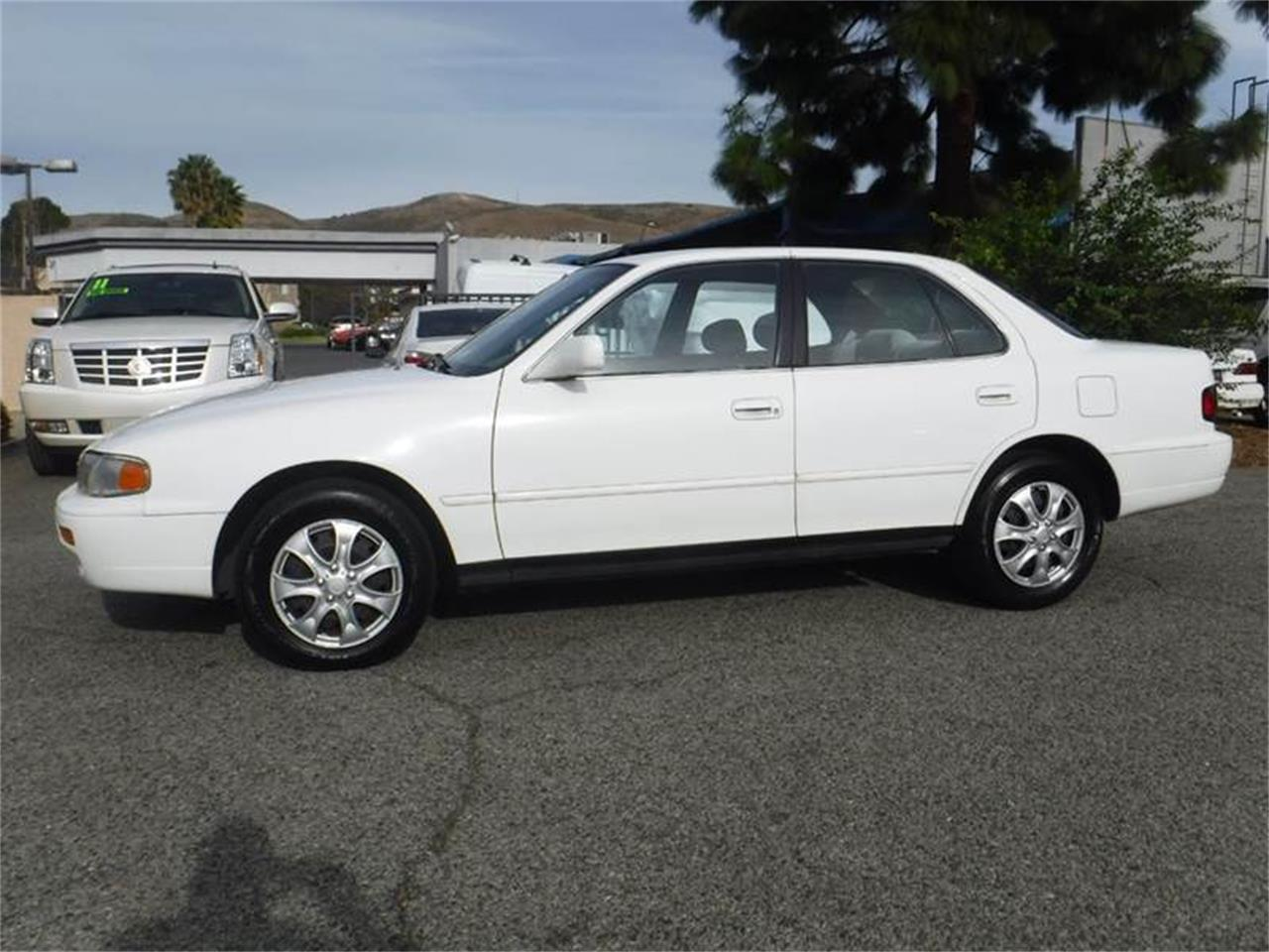 1996 toyota camry for sale classiccars com cc 1062264 1996 toyota camry for sale