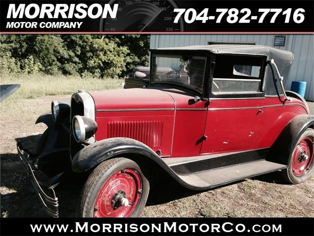 1928 Chevrolet Antique (CC-1062271) for sale in Concord, North Carolina