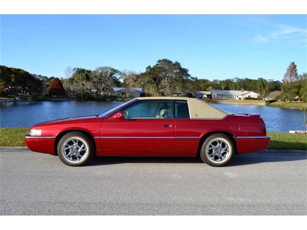 1999 Cadillac Eldorado For Sale Classiccars Com Cc 1062899